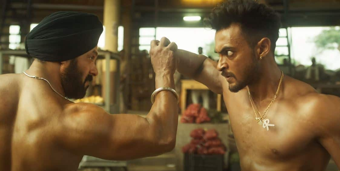 Antim: The Final Truth- Shirtless Aayush Sharma Locks Horn With A Chiselled Salman Khan In The First Look Video; Watch