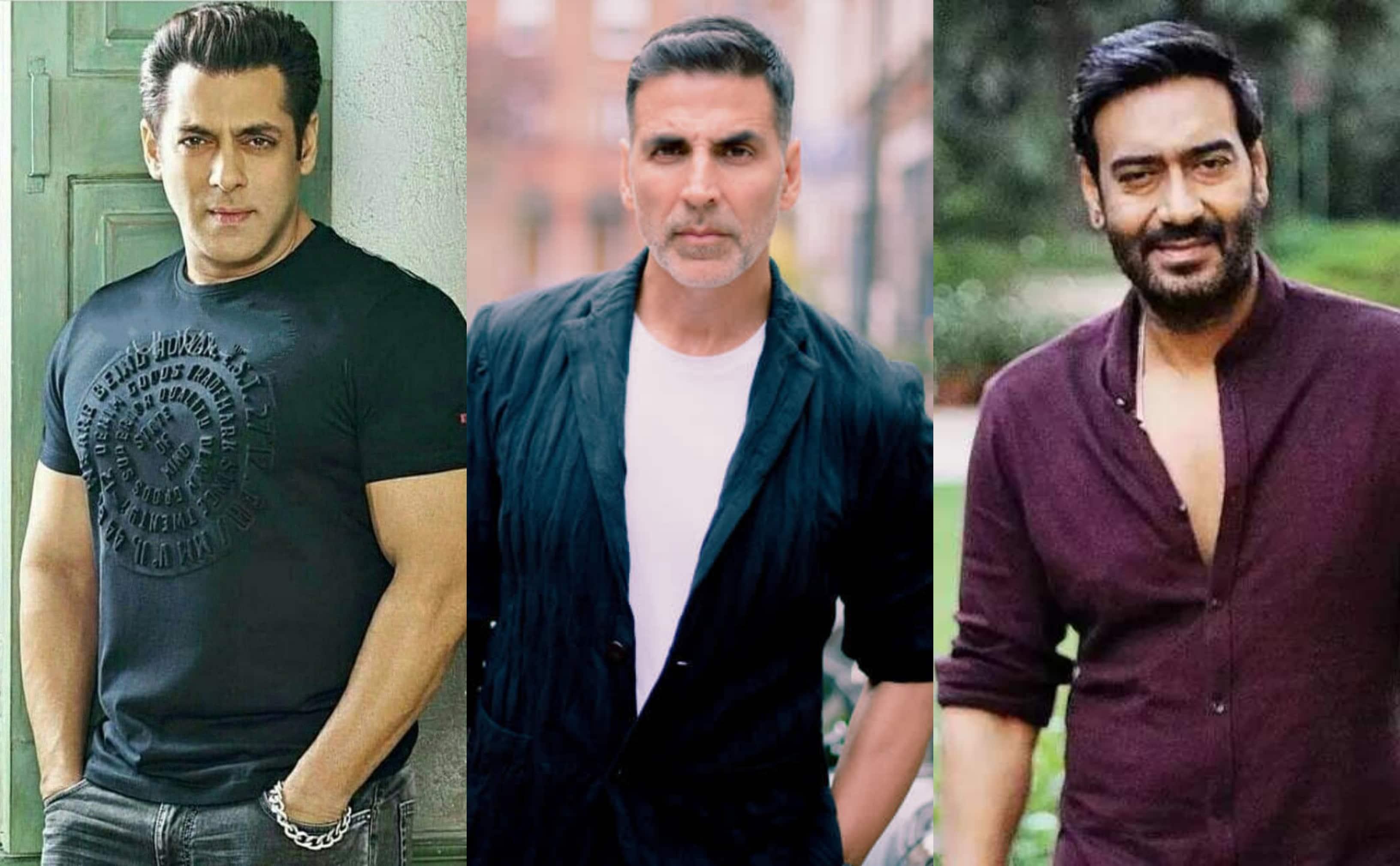 Akshay Kumar Takes Huge Strides In The 100 Crore Club, But Salman Khan Leads The Pack