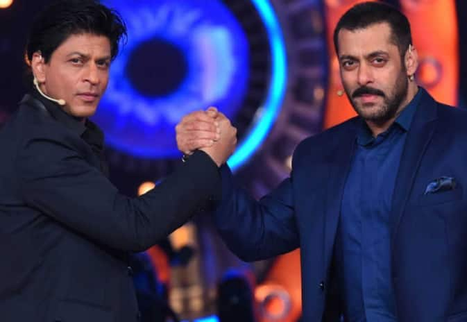 Salman Khan To Collaborate With Shah Rukh Khan After 25 Years For A Sanjay Leela Bhansali Project? Find Out