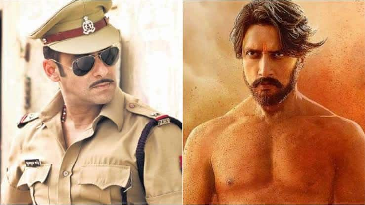Dabangg 3: Salman Khan And Kiccha Sudeep Scorch Your Screens As Chulbul Pandey Goes Up Against Bali Singh In The New Promo