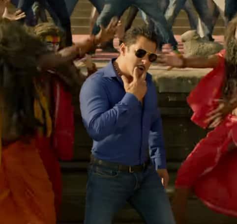 Hud Hud Dabangg Video Song: Salman Khan Shakes His Butt And Invents A New Hook Step In This Earth-Shattering Song From Dabangg 2!