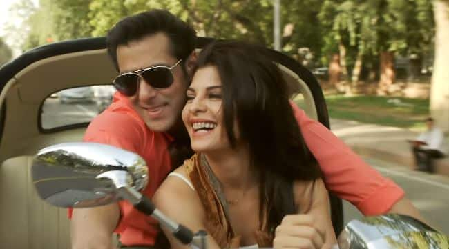 Jacqueline Fernandez Calls Salman Khan's Energy 'Contagious'; Refers To Radhe's Dil De Diya As One Of Her Favorites