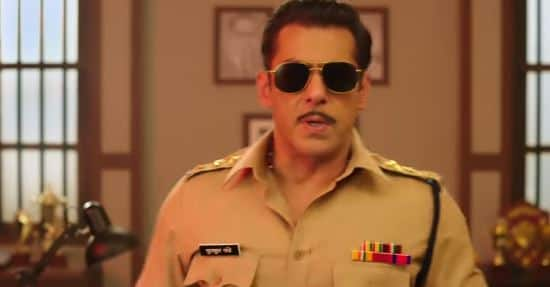 Dabangg 3: Salman Khan as Chulbul Pandey shares FIRST teaser of film; changes name on Twitter