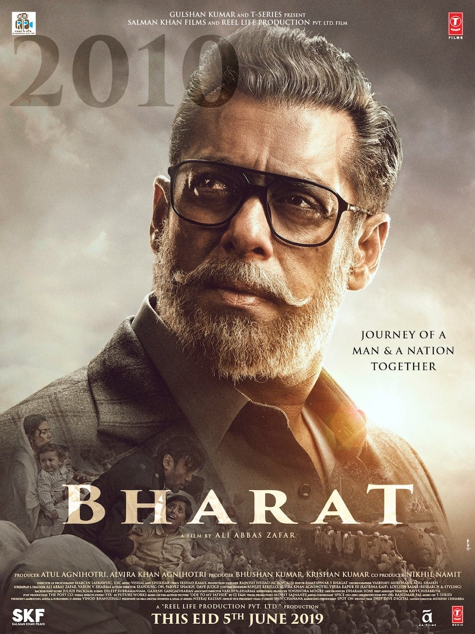Salman Khan Took This Many Hours For Make-Up To Perfectly Achieve The Old Man Look For Bharat!