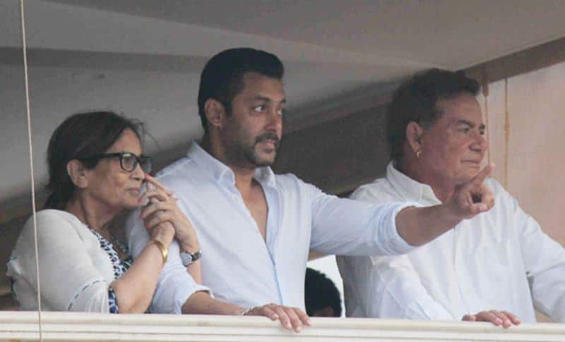 Salman Khan Travels To Bandra To Meet His Parents For A Few Hours As Lockdown 4.0 Kicks Off