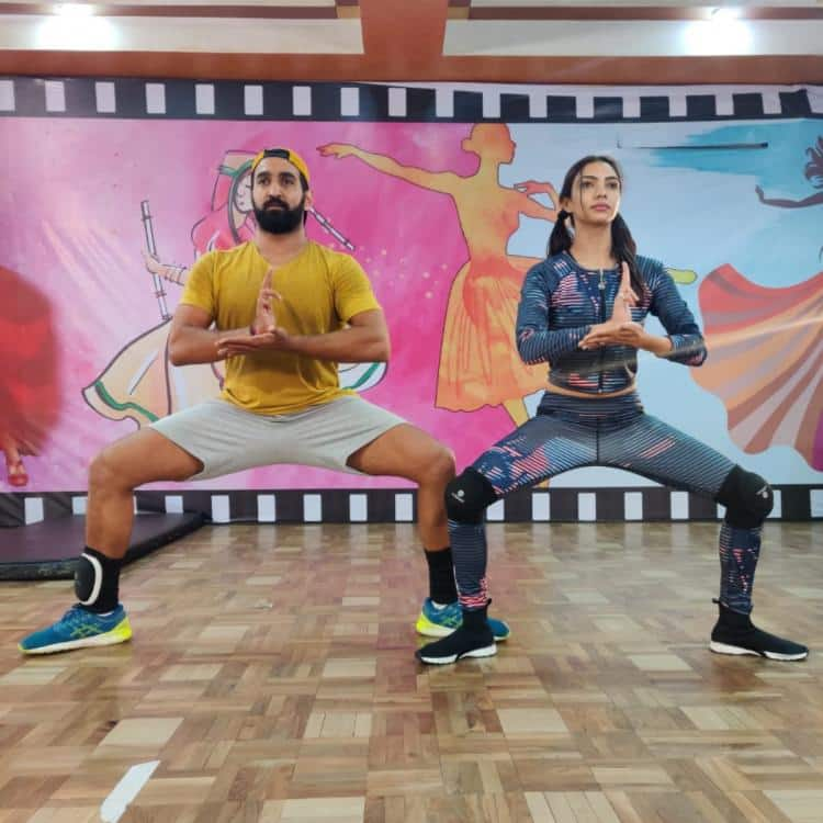 Nach Baliye 9: Wild Card Entries Pooja Banerjee And Husband Sandeep Sejwal Opt Out Of The Show, Know The Reason