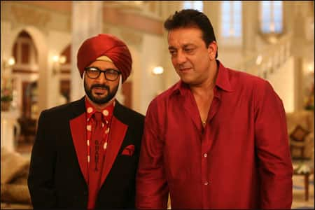 Sanjay Dutt-Arshad Warsi To Come Together For A Comedy But It Is Not Munna Bhai