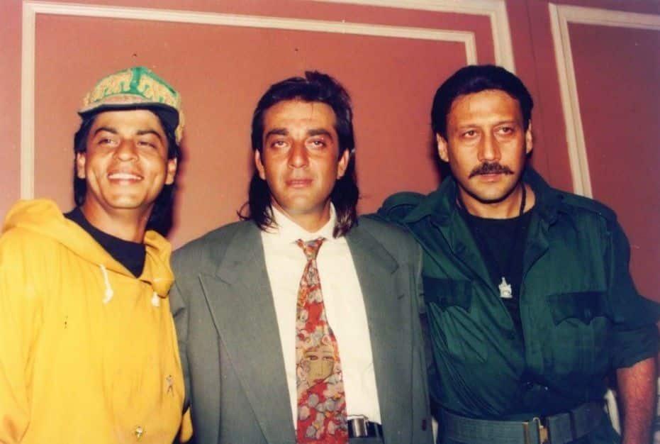 जब संजय दत्त के नाम का पोस्टर लिए सड़कों पर उतर आये थे शाहरुख़, सलमान और अक्षय कुमार