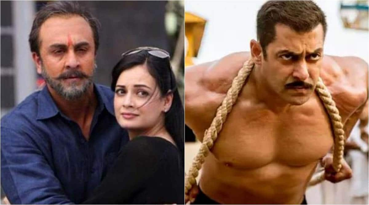 Kangana Reveals Why She Turned Down Ranbir's Sanju; Says Her Dream Role Is Playing Madhubala Opposite Aamir