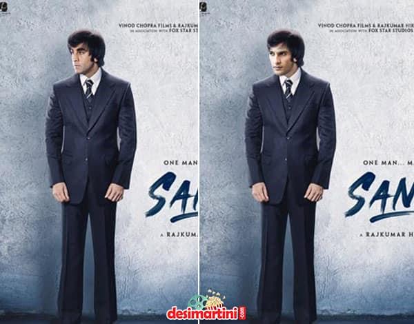 अगर रणबीर कपूर के बजाय रणवीर सिंह होते 'संजू' के स्टार तो ऐसा होता नज़ारा !