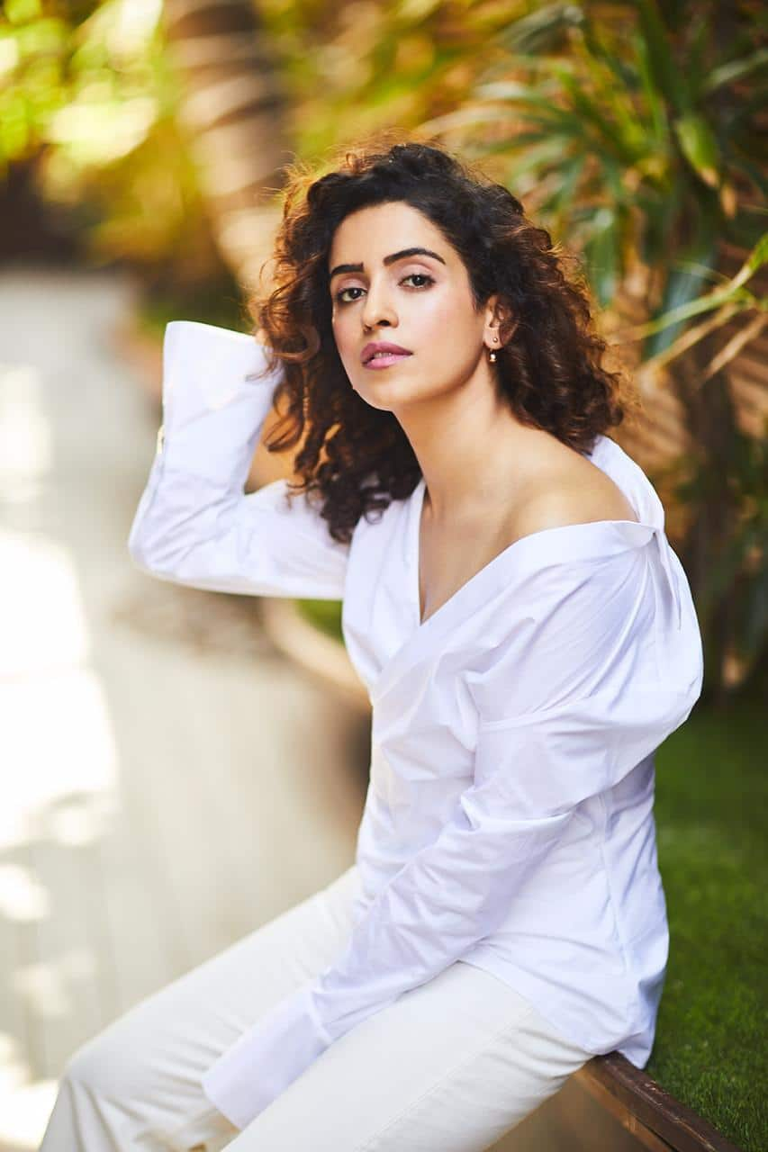 """Sanya Malhotra On Her Recent Shooting Experience: """"I Was Nervous About How Things Might Pan Out"""""""