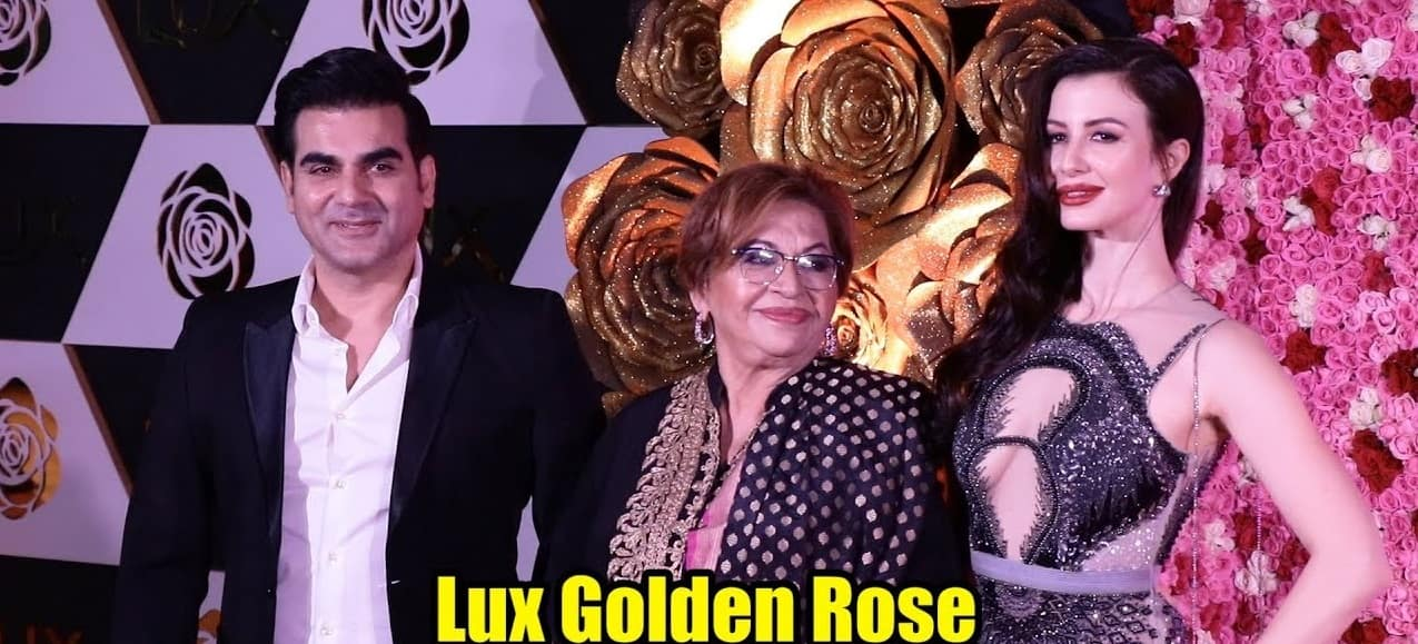 EXCLUSIVE: Lux Golden Rose Awards 2018 -  Full Winners List