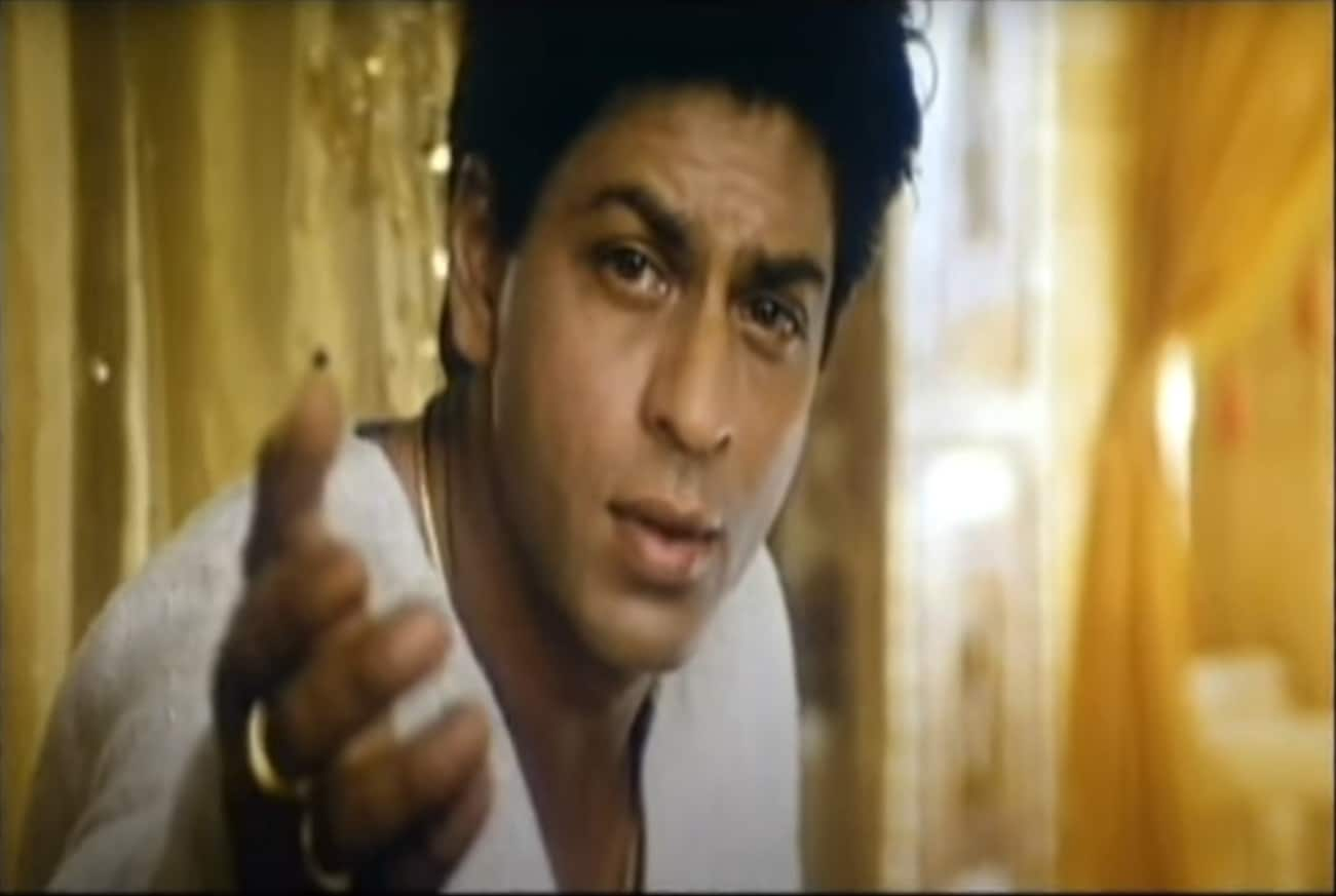 When Madhuri Dixit Revealed This Scene With Shah Rukh Khan In Devdas Was Improvised Because Of His Brilliant Acting