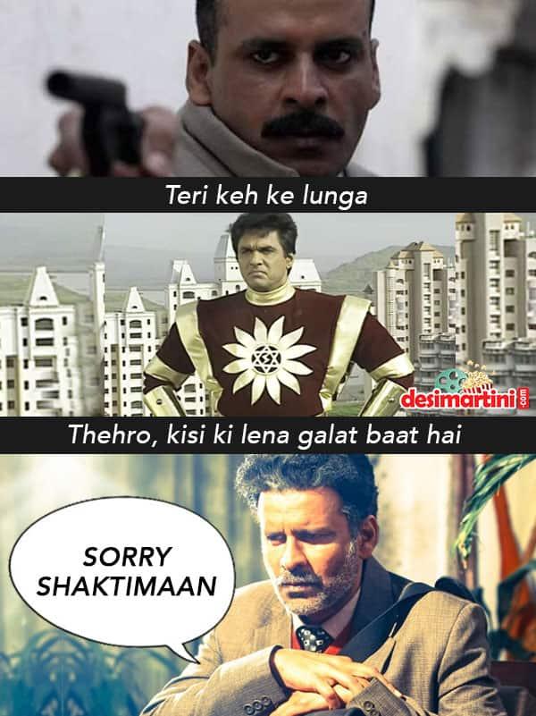 जब 'शक्तिमान' ने ले ली बॉलीवुड की क्लास, उन्हें कहना पड़ा 'सॉरी शक्तिमान' !