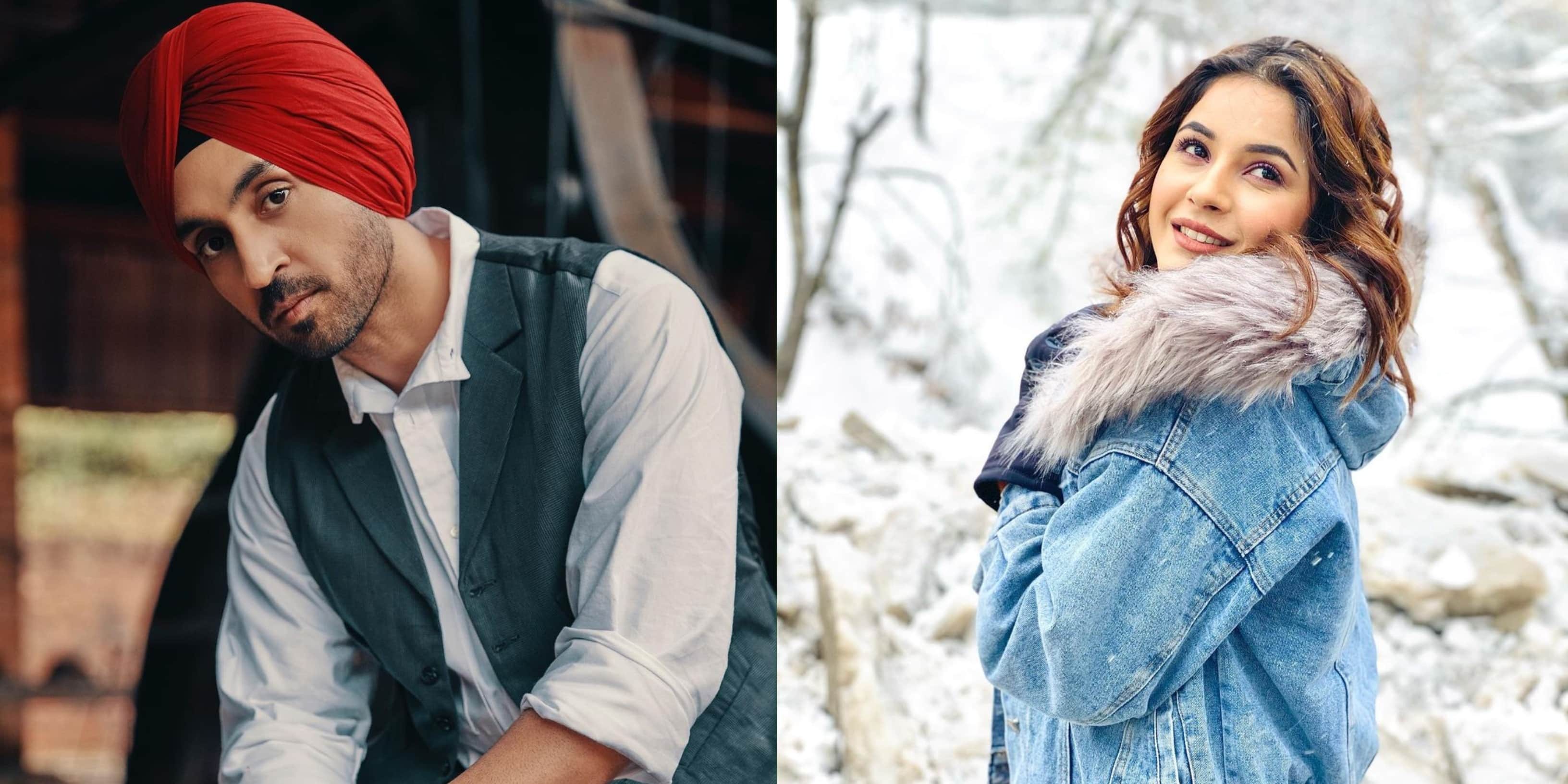 Shehnaaz Gill To Share The Screen With Diljit Dosanjh In Honsla Rakh; Film To Release On Dussehra