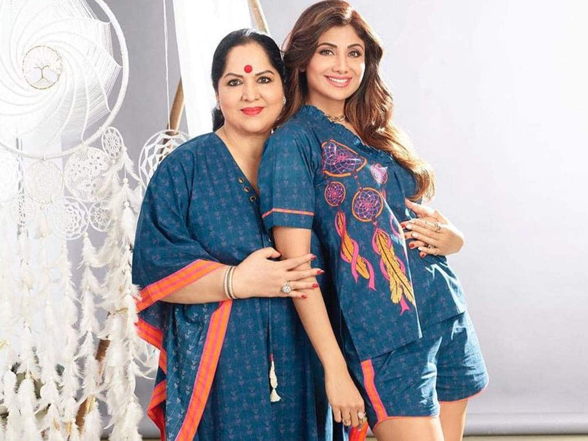 Shilpa Shetty's mother Sunanda files cheating complaint against property agent