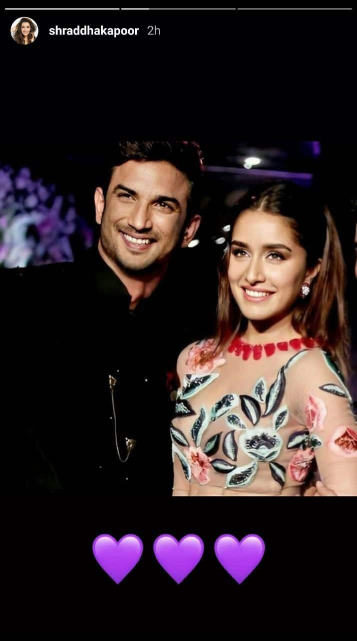 Shraddha Kapoor Revisits Some Beautiful Memories With Sushant Singh Rajput; Calls Him 'The Rare Kind'