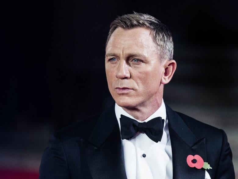 Daniel Craig Talks  About Playing Bond On Last Time