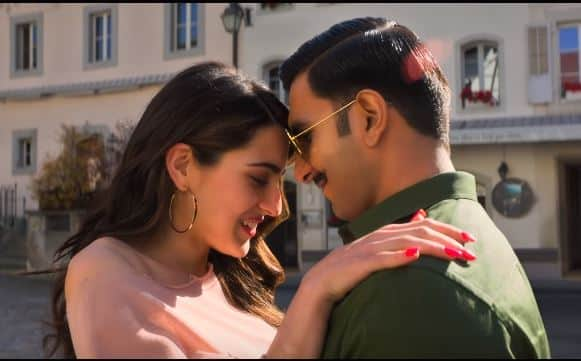 Simmba's Tere Bin Song Is Not Bad, But Ranveer-Sara's Chemistry Just Can't Create The Spark!