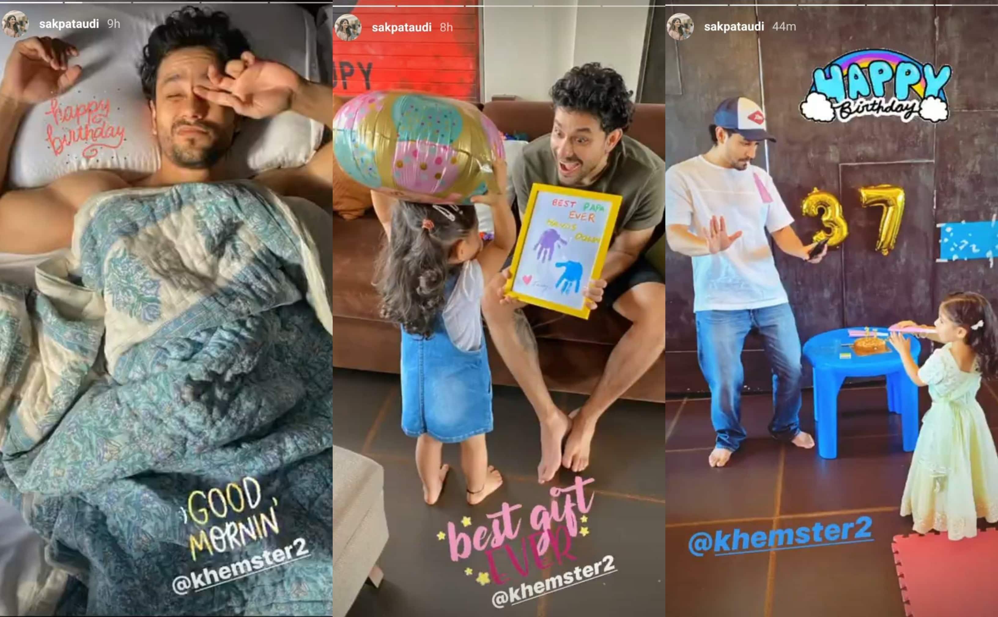 Kareena Kapoor, Soha Ali Khan And Inaaya Make Kunal Kemmu's Birthday Super Special With Adorable Posts