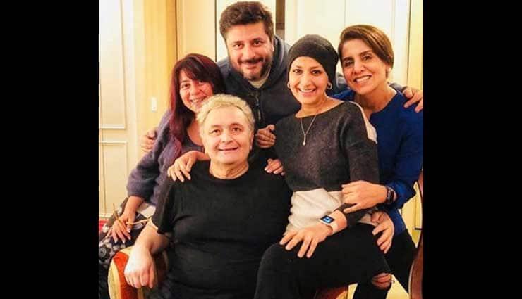 कैंसर से अपनी लड़ाई को लेकर ऋषि कपूर ने पहली बार तोड़ी चुप्पी !