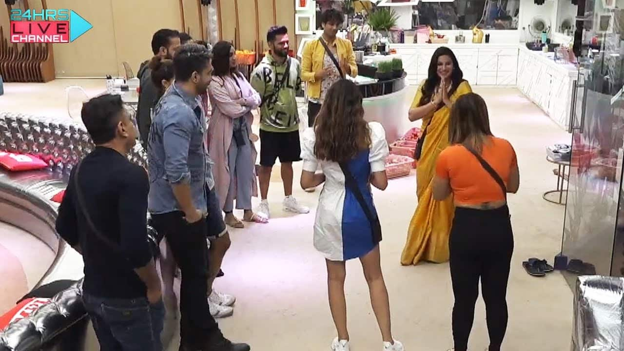 Bigg Boss 14: Politician And Tik Tok Star Sonali Phogat Enters The House As A Wildcard Contestant