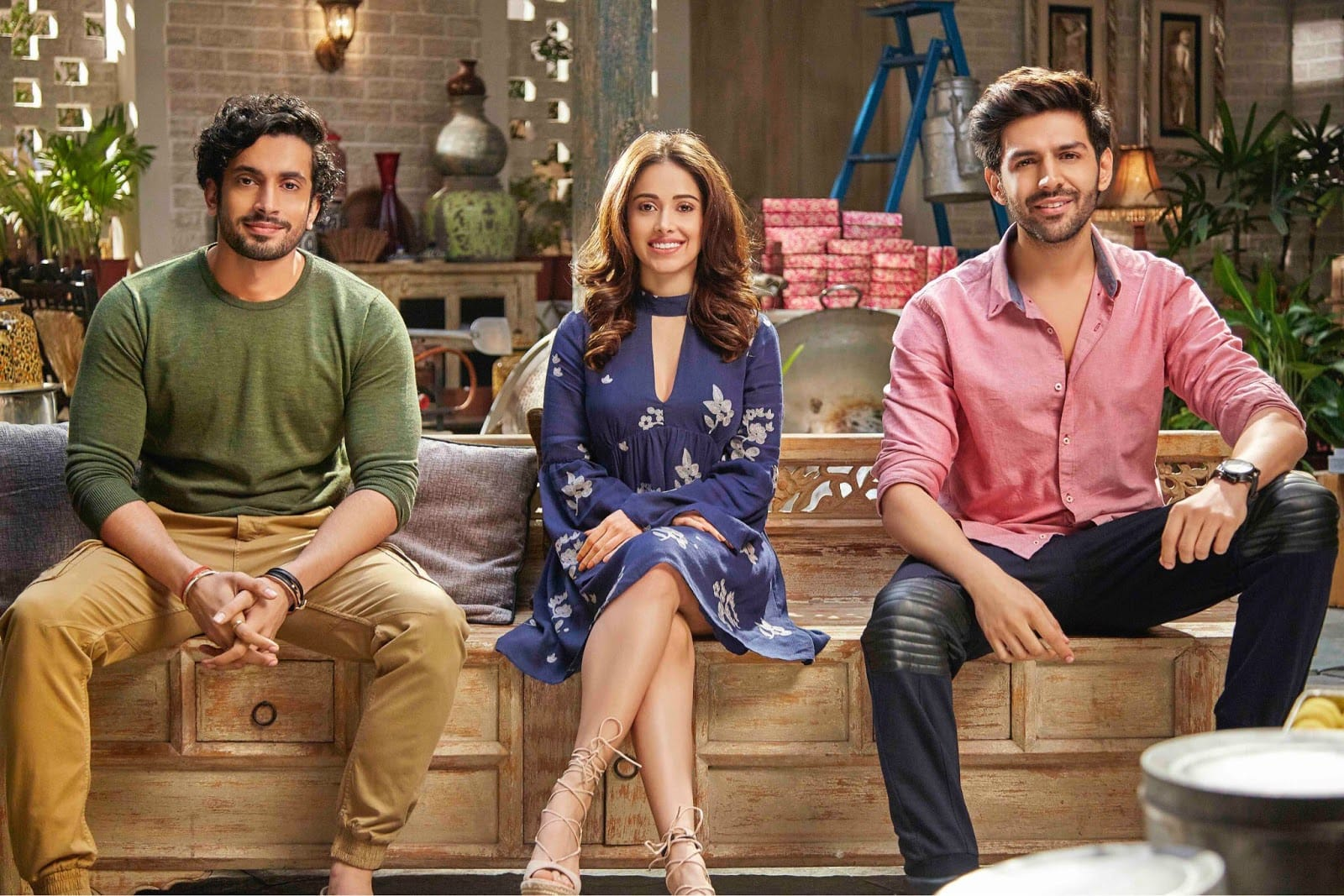 Sunny Singh on Pyaar Ka Punchnama co-star Kartik Aaryan: Our friendship and bonding is exactly like school friends