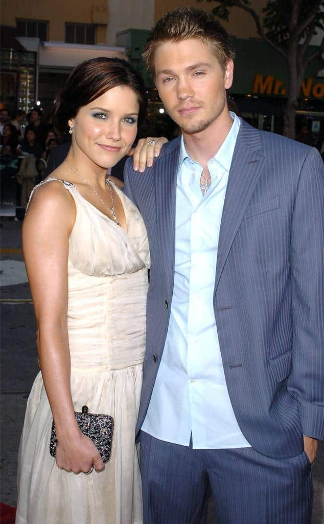 Chad Murray Slammed Ex-Wife Sophia Bush