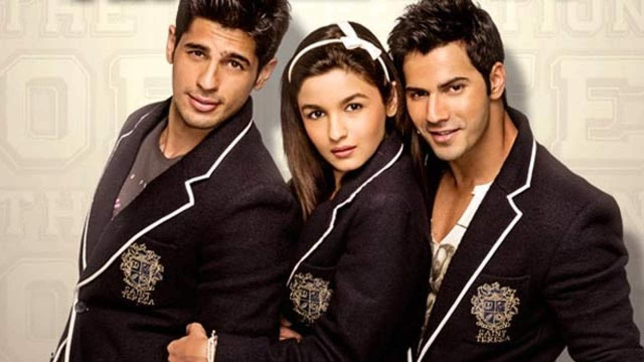 Karan Johar Gets Emotional On 7 Years Of Student Of The Year, Pens A Heartfelt Note For Alia Bhatt, Varun Dhawan And Sidharth Malhotra!