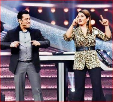 Raveena Tandon Might Join Salman Khan As The Judge Of Nach Baliye, Jennifer Winget And Sunil Grover To Host The Show