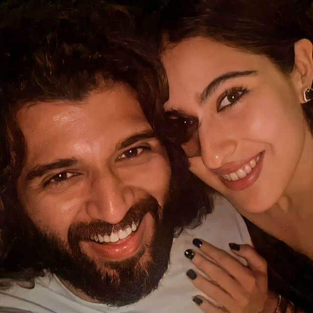 Sara Ali Khan And Vijay Devarakonda To Star In A South Indian Film Together: Reports