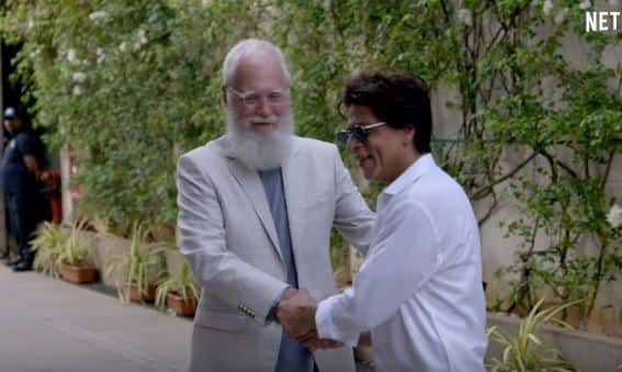Trailer Of Shah Rukh Khan's Episode On David Letterman's My Next Guest Needs No Introduction Out And It's All Things Exciting