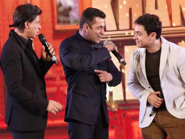 Salman Khan Answers What Will It Take To Bring Him, Shah Rukh Khan And Aamir Khan Together On The Big Screen