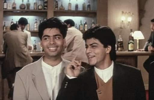 Shah Rukh Khan And Karan Johar's Throwback Photo From Sanjay Kapoor's Sangeet Will Leave You In Splits