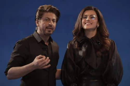 Taapsee Pannu On Rumours Of Starring In Rajkumar Hirani's Next: Who Doesn't Want To Romance Shah Rukh Khan?