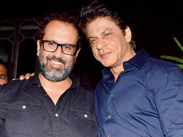 SRK And Anand L. Rai Working As Production Partners?