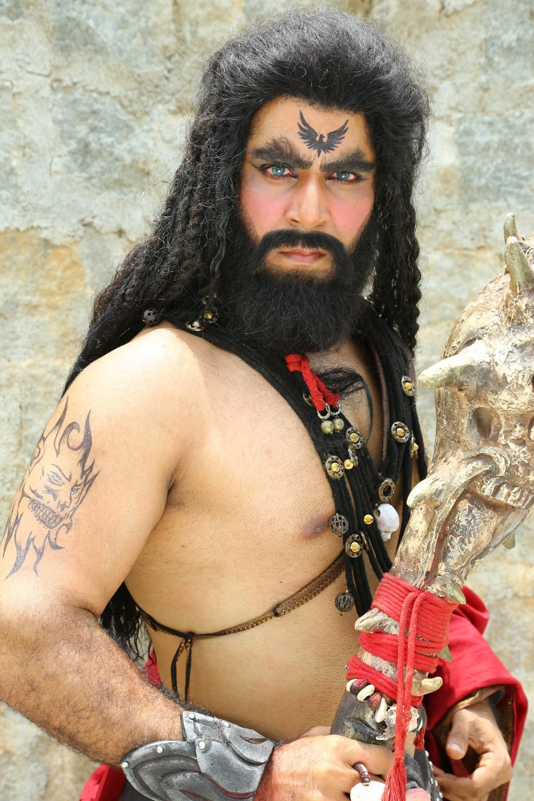 Meet Sundeep Hemnaoni - The Lead Villain In The New 14 Language Serial Titled Swarna Khadgam