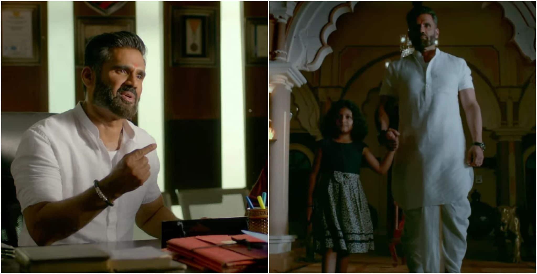 Pehlwan Trailer: The Sudeep And Suniel Shetty Starrer Looks 'Inspired' From Salman Khan's Sultan!