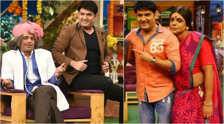 """Kapil Sharma On Working With Sunil Grover: """"When We Are Together,We Don't Have To Work Too Hard"""""""
