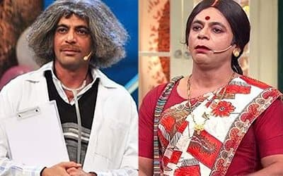Sunil Grover Shares A Special Throwback Video From Kapil Sharma's Show, Featuring Shah Rukh Khan, Kajol; Watch