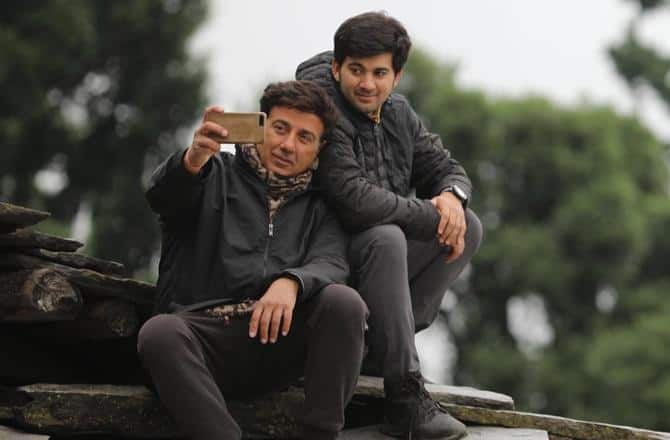 Sunny Deol Wanted Karan Deol To Be Absolutely Sure About Becoming An Actor, Feels 'This Is A Profession Which Can Hurt You'