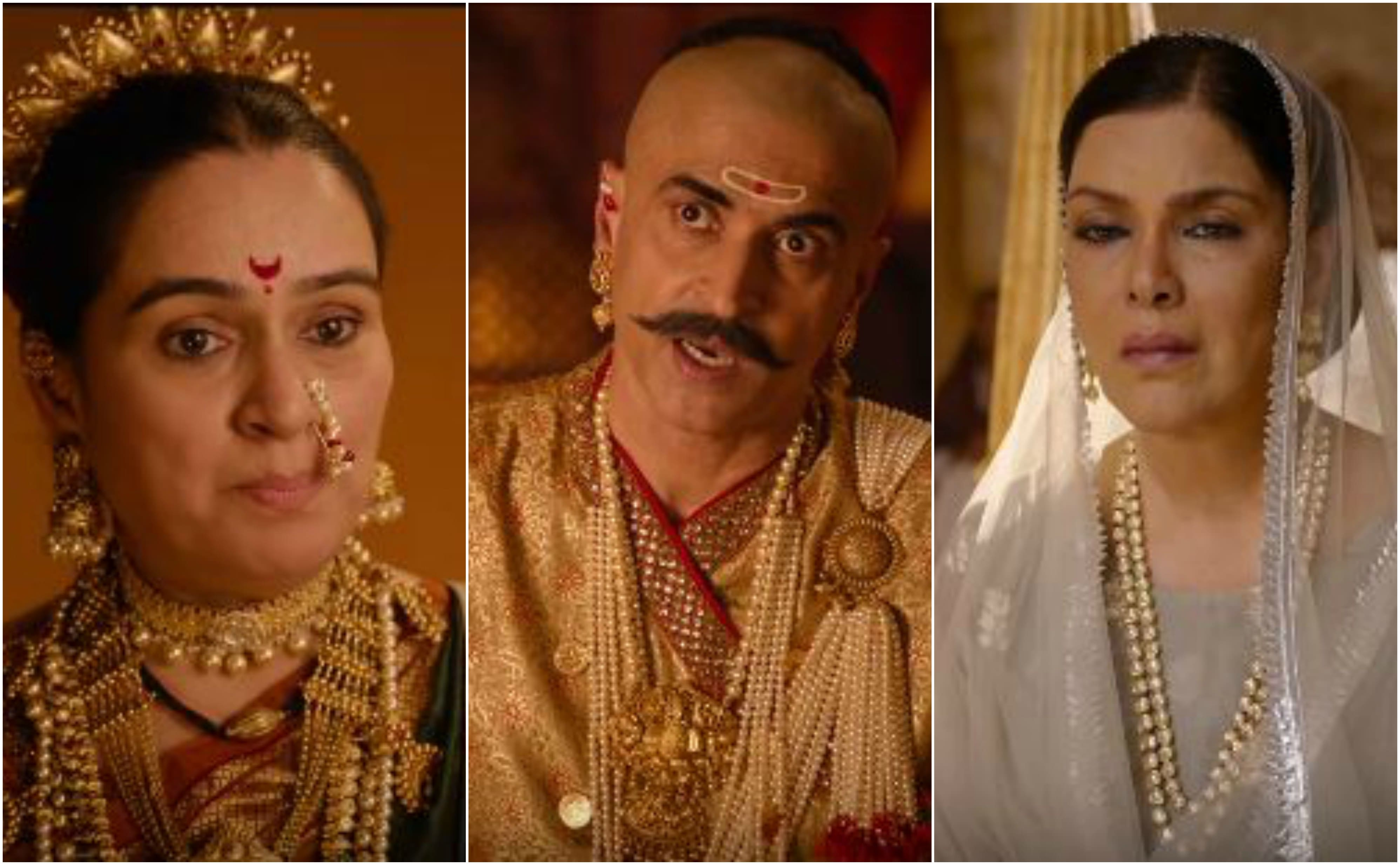 Panipat Trailer: Arjun, Kriti and Sanjay Dutt Packs A Solid Punch Despite The Inescapable Comparisons With  Bajirao Mastani And Padmaavat