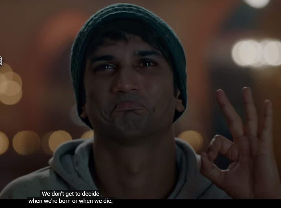 Sushant Singh Rajput-Sanjana Sanghi's Dil Bechara Trailer Is So Overwhelming That You'll End Up Fighting Your Tears