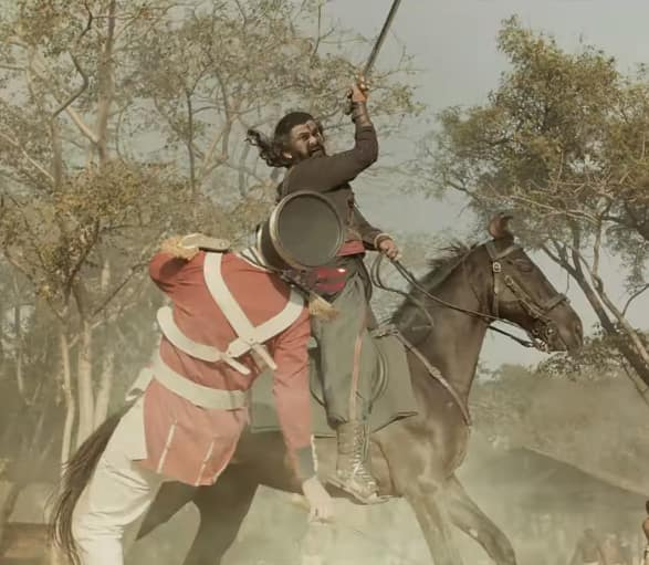 Sye Raa Narasimha Reddy Trailer: The Scale And Grandeur Would Remind You Of Baahubali, But This One Is Based On A True Story!