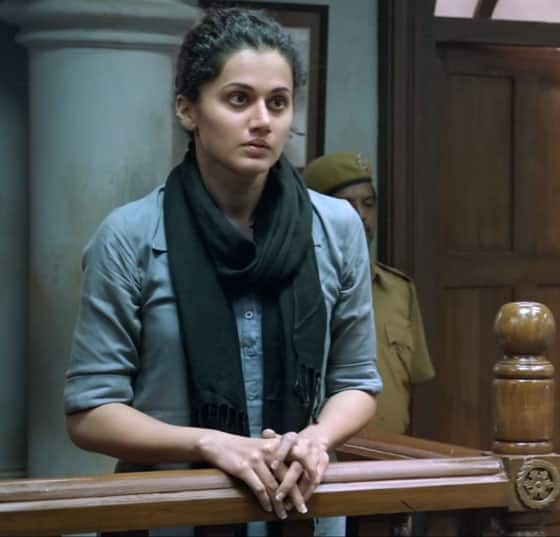 Taapsee Pannu Is Our Current Favorite For Not Letting Box-Office Dictate Her Movie Choices