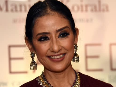 Manisha Koirala Appreciates Her Second Chance At Life, Shares Picture From When She Was In Hospital Battling Cancer