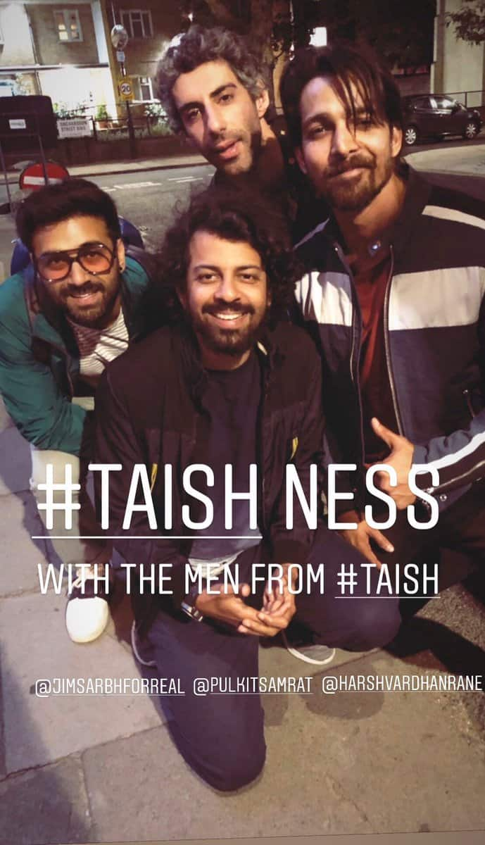 Harshvardhan Rane Was Ecstatic To See The Entire Cast Of His Film Taish On 'India's Most Desirable Men' List