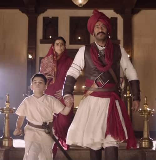 Ajay Devgn's Tanhaji: The Unsung Warrior Lands In Legal Soup, Case Filed In High Court!