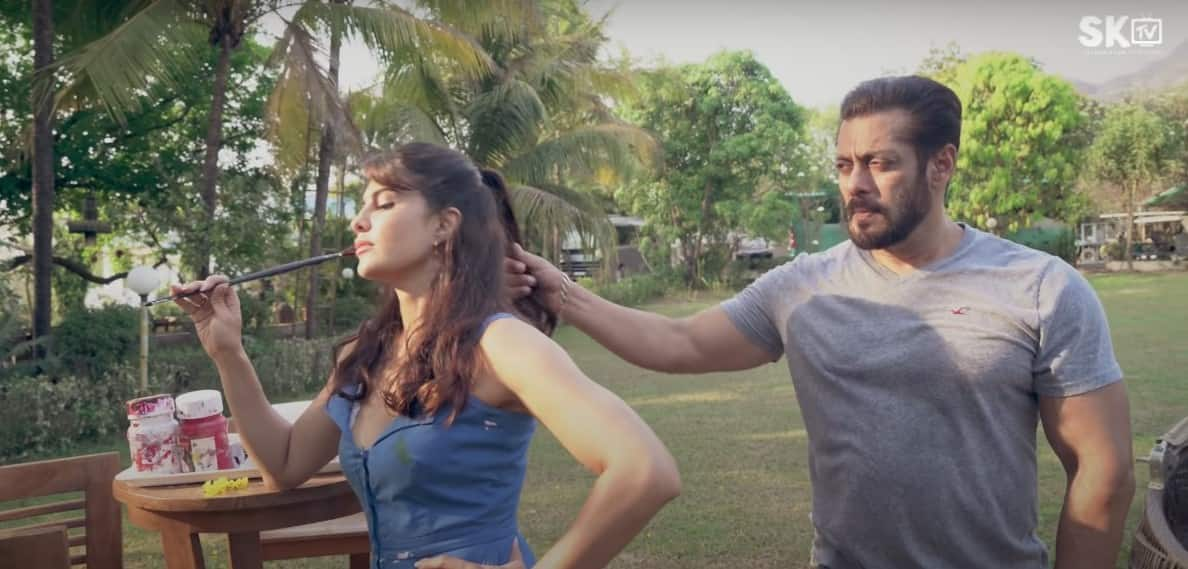 Tere Bina: Salman Khan And Jacqueline Fernandez's Chemistry Is The Most Adorable Thing You'll See Today; Watch