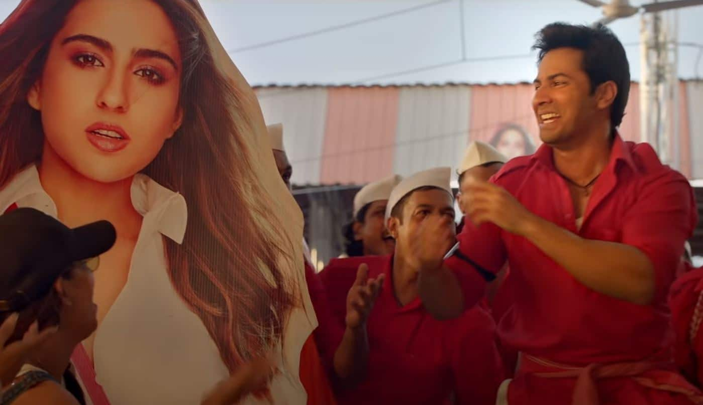 Coolie No. 1's Teri Bhabhi Song Is For The Romeos, And Juliets; Will Force You To Get Up And Gett Grooving